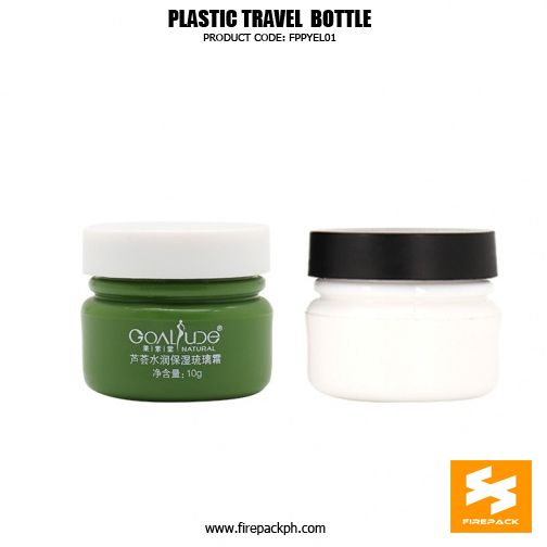 Skincare Packaging Small Empty 10ml Plastic Containers For Travel 1