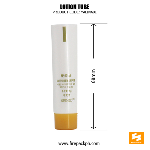 Small Plastic Tube Packaging 5ml Lip Balm Containers sizes