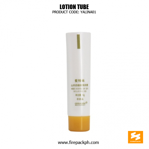 Small Plastic Tube Packaging 5ml Lip Balm Containers