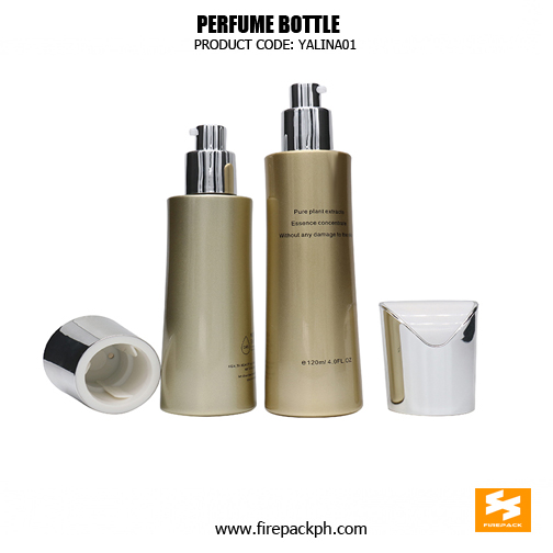 Whoesale Luxury Empty Fancy Lotion Glass Bottles With 1Pump sizes