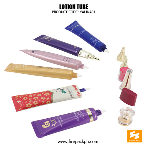 Wholesale Cosmetic Container Empty Squeeze Tubes For Acne Cream 2