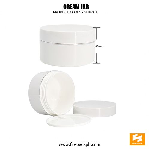 Wholesale Empty Plastic Cosmetic Containers For Skin Care Products sizes