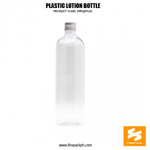 Wholesale Round Clear Empty PET Bottles With Screw Cap 2