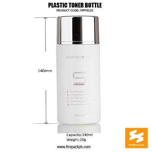 Wholesale Skincare Packag1ing Plastic HDPE Bottles For Toner 4
