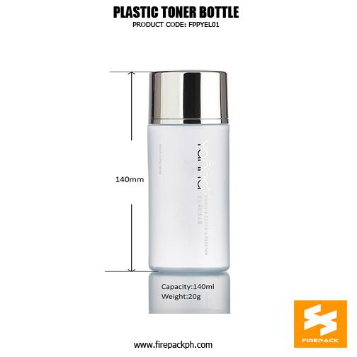 Wholesale Skincare Packaging Plastic HD2PE Bottles For Toner 4