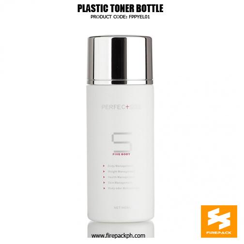 Wholesale Skincare Packaging Plastic HDPE Bottles For Toner 2