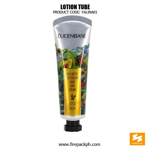Wholesale Squeeze 50g Laminated Aluminum Cosmetic Tubes 5