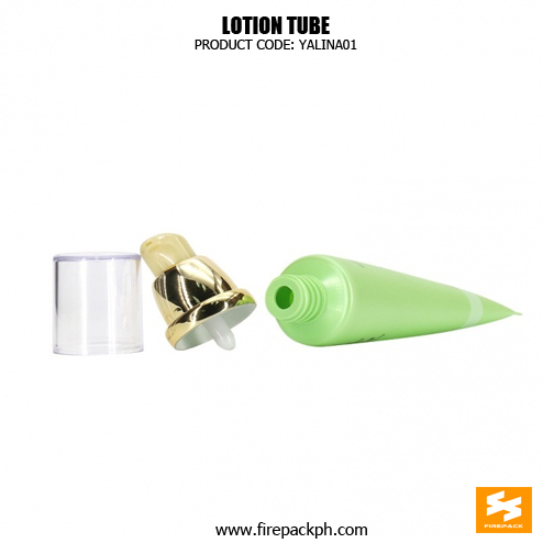 Wholesale Squeeze Foundation Cosmetic Tube With Pump 43