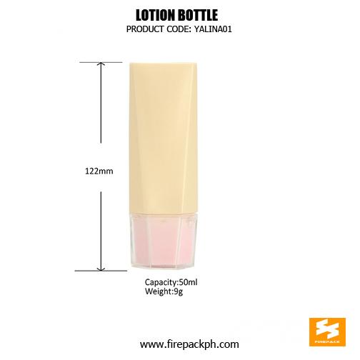 Wholesale Sun Cream Bottle Plastic Cosmetic Packaging 11