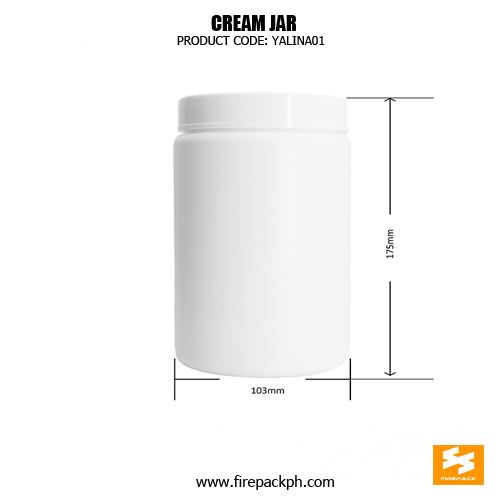 Wholsale 1000ml Large HDPE Plastic Bottle Jar For Storage sizes